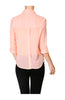 Long Sleeve Collared Blouse W/ Back Button Detail - BodiLove | 30% Off First Order  - 12