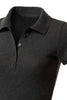Short Sleeve 5 Button Polo Shirt - BodiLove | 30% Off First Order  - 15
