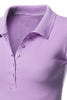 Short Sleeve 5 Button Polo Shirt - BodiLove | 30% Off First Order  - 36