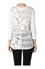 3/4 Sleeve Hi Low Top W/ Crochet Lace Back - BodiLove | 30% Off First Order  - 14