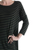 3/4 Dolman Sleeve Hi-Low Tunic - BodiLove | 30% Off First Order - 2
