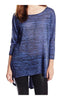 3/4 Dolman Sleeve Hi-Low Tunic - BodiLove | 30% Off First Order - 8
