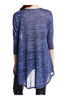 3/4 Dolman Sleeve Hi-Low Tunic - BodiLove | 30% Off First Order - 9
