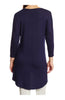 3/4 Dolman Sleeve Hi-Low Tunic - BodiLove | 30% Off First Order - 25