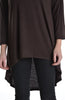 3/4 Dolman Sleeve Hi-Low Tunic - BodiLove | 30% Off First Order - 29