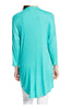 3/4 Dolman Sleeve Hi-Low Tunic - BodiLove | 30% Off First Order - 61