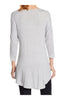 3/4 Dolman Sleeve Hi-Low Tunic - BodiLove | 30% Off First Order - 65