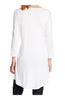 3/4 Dolman Sleeve Hi-Low Tunic - BodiLove | 30% Off First Order - 89