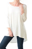 3/4 Dolman Sleeve Hi-Low Tunic - BodiLove | 30% Off First Order - 90