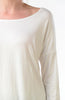 3/4 Dolman Sleeve Hi-Low Tunic - BodiLove | 30% Off First Order - 91