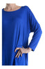 3/4 Dolman Sleeve Hi-Low Tunic - BodiLove | 30% Off First Order - 107