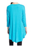 3/4 Dolman Sleeve Hi-Low Tunic - BodiLove | 30% Off First Order - 109