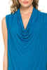 Sleeveless Cowl Neck Tunic Top - BodiLove | 30% Off First Order  - 8