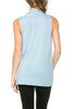 Sleeveless Cowl Neck Tunic Top - BodiLove | 30% Off First Order  - 41