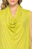 Sleeveless Cowl Neck Tunic Top - BodiLove | 30% Off First Order  - 47