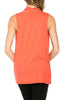 Sleeveless Cowl Neck Tunic Top - BodiLove | 30% Off First Order  - 69