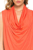 Sleeveless Cowl Neck Tunic Top - BodiLove | 30% Off First Order  - 71