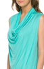Sleeveless Cowl Neck Tunic Top - BodiLove | 30% Off First Order  - 67