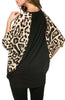 Oversized 3/4 Batwing Sleeve Tunic Top - BodiLove | 30% Off First Order  - 12