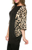 Oversized 3/4 Batwing Sleeve Tunic Top - BodiLove | 30% Off First Order  - 13