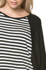 Oversized 3/4 Batwing Sleeve Tunic Top - BodiLove | 30% Off First Order  - 18