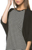 Oversized 3/4 Batwing Sleeve Tunic Top - BodiLove | 30% Off First Order  - 30