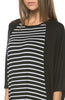 Oversized 3/4 Batwing Sleeve Tunic Top - BodiLove | 30% Off First Order  - 34