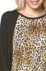 Oversized 3/4 Batwing Sleeve Tunic Top - BodiLove | 30% Off First Order  - 50