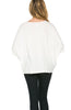3/4 Kimono Sleeve Hi-Low Knit Top - BodiLove | 30% Off First Order  - 18