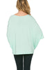 3/4 Kimono Sleeve Hi-Low Knit Top - BodiLove | 30% Off First Order  - 24