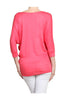 3/4 Dolman Sleeve Boat Neck Top - BodiLove | 30% Off First Order  - 36