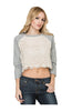 3/4 Dolman Sleeve Crochet Lace Front Top - BodiLove | 30% Off First Order  - 9