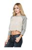 3/4 Dolman Sleeve Crochet Lace Front Top - BodiLove | 30% Off First Order  - 10