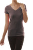 Casual Short Sleeve V-Neck T-Shirt - BodiLove | 30% Off First Order  - 10