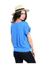 Basic Everyday Short Sleeve Boxy Crop Top - BodiLove | 30% Off First Order  - 2