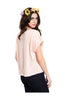 Basic Everyday Short Sleeve Boxy Crop Top - BodiLove | 30% Off First Order  - 8