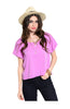 Basic Everyday Short Sleeve Boxy Crop Top - BodiLove | 30% Off First Order  - 9