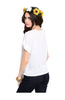 Basic Everyday Short Sleeve Boxy Crop Top - BodiLove | 30% Off First Order  - 18