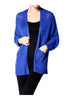 Long Sleeve Oversize Open Front Cardigan - BodiLove | 30% Off First Order  - 14