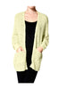 Long Sleeve Oversize Open Front Cardigan - BodiLove | 30% Off First Order  - 17