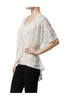 3/4 Sleeve Sheer Lace Kimono Cardigan - BodiLove | 30% Off First Order  - 6