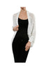 3/4 Sleeve Draped Open Knit Cocoon Cardigan - BodiLove | 30% Off First Order  - 15
