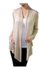 Long Sleeve Draped Open Front Cardigan - BodiLove | 30% Off First Order  - 13