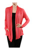 Long Sleeve Draped Open Front Cardigan - BodiLove | 30% Off First Order  - 23