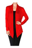 Long Sleeve Draped Open Front Cardigan - BodiLove | 30% Off First Order  - 29