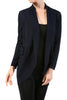 Long Sleeve Open Front Shrug Cardigan - BodiLove | 30% Off First Order - 6
