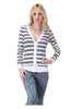 Long Sleeve V-Neck Button Up Cardigan - BodiLove | 30% Off First Order  - 4