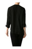 3/4 Sleeve Chiffon V-Neck Blouse - BodiLove | 30% Off First Order  - 2