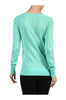 Long Raglan Sleeve Knit Sweater - BodiLove | 30% Off First Order - 19 | Mint
