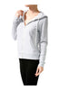 Long Sleeve Zip-Up Hooded Sweatshirt - BodiLove | 30% Off First Order  - 7